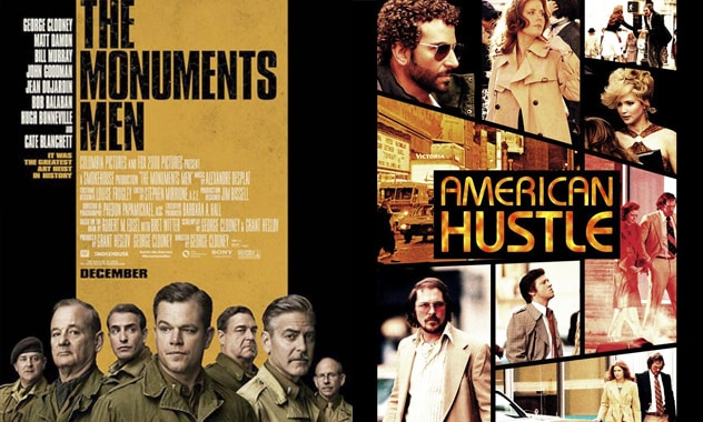 MONUMENTS MENS & AMERICAN HUSTLE - 2013 Dual Holiday Preview