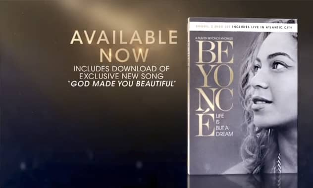 Beyonce's Teases 'God Made You Beautiful' In Ad Documentary