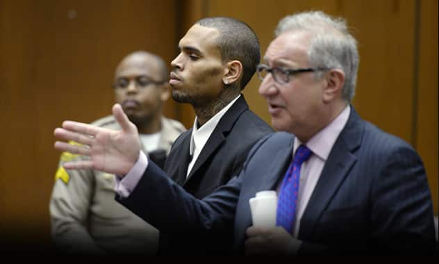 Chris Brown Going To Rehab  2
