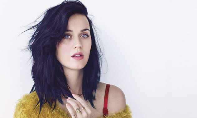 "Katy Perry Releases New Video Featuring ""Unconditionally"" Single With Lyrics"