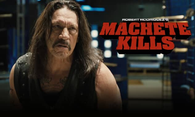 CLOSED- MACHETE KILLS  - Special Screening V.I.P. Ticket Giveaway-CLOSED