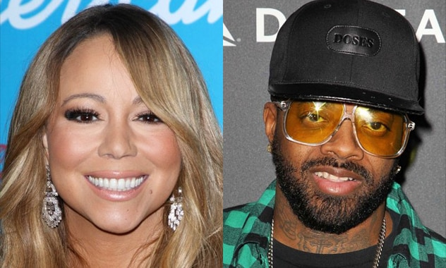 Mariah Carey Hires Jermaine Dupri For Her Management Team