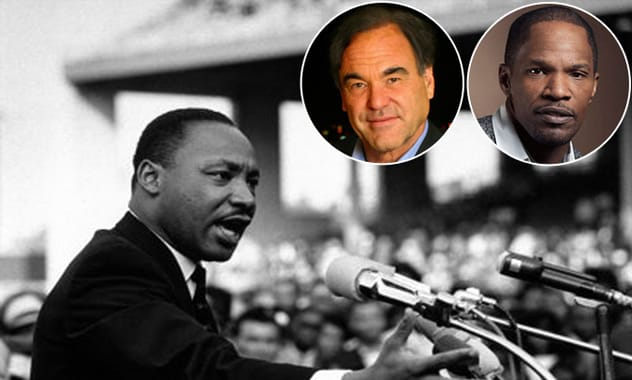 Oliver Stone Confirms Martin Luther King Film