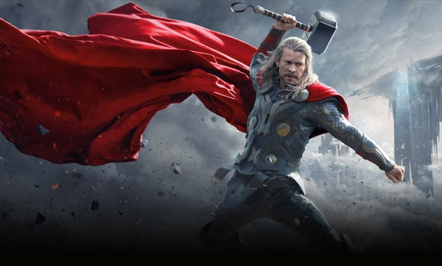 CLOSED--THOR: THE DARK WORLD Movie Pass Giveaway - NEW CITIES--CLOSED 2