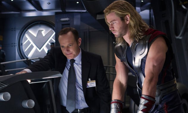 'Agents Of S.H.I.E.L.D.' Will Have Special 'Thor' Sequel Episode