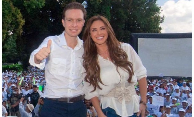 Anahi To Take Part In Fiancée's 'New Chiapas' Campaign