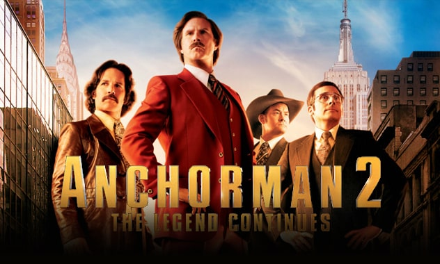 CLOSED--ANCHORMAN 2: THE LEGEND CONTINUES V.I.P. Screening Passes Giveaway Sweepstakes--CLOSED 2