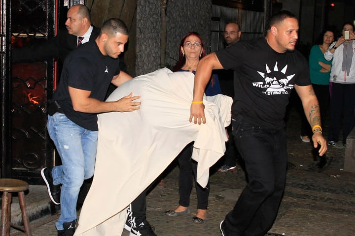 """Justin Bieber's """"Sneaky"""" Brazilian Brothel Trip Gets Him Attention"""