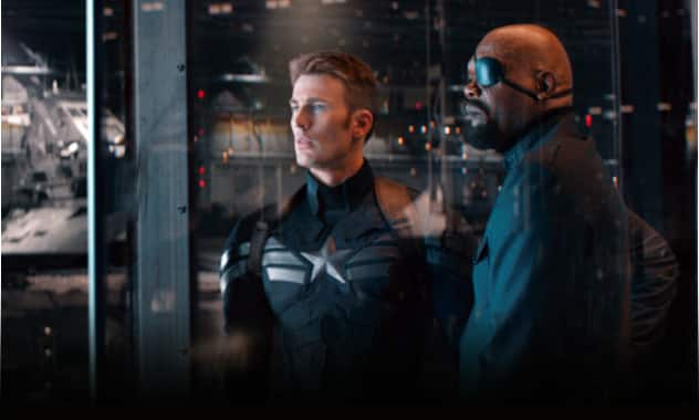 Captain America: Winter Soldier Releases 1st Official Trailer 2