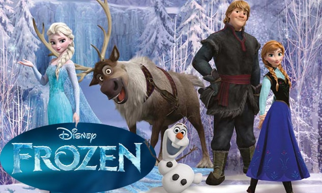 "Walt Disney Animation Studios' ""Frozen"" Hits The Road With Ore-Ida®"