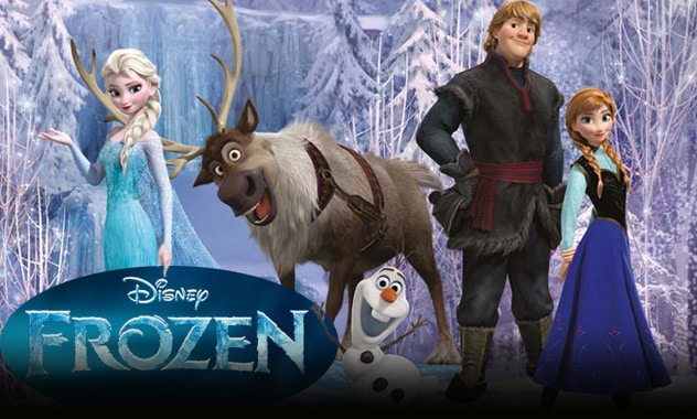 CLOSED--FROZEN V.I.P. Screening Passes Giveaway Sweepstakes--CLOSED