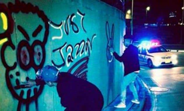 Justin Bieber Helps Legitimize Graffiti in Colombia 2