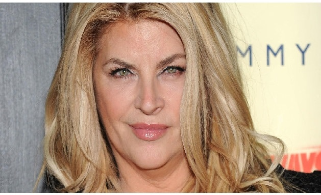Kirstie Alley's New TV Land Show Gets A Celebratory Piano Ballad