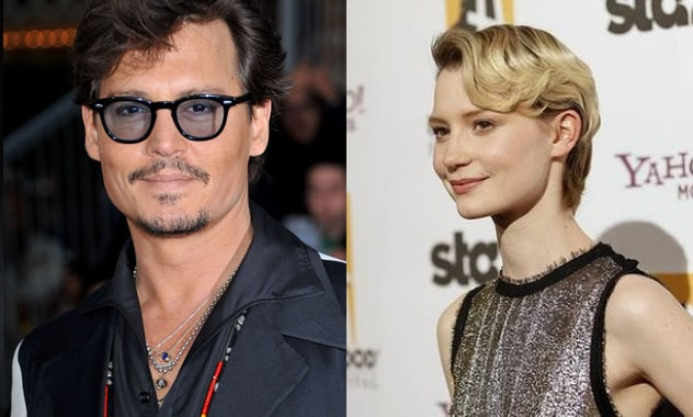 'Alice In Wonderland 2' Set For May 2016, With Johnny Depp And Mia Wasikowska Officially On Board  2