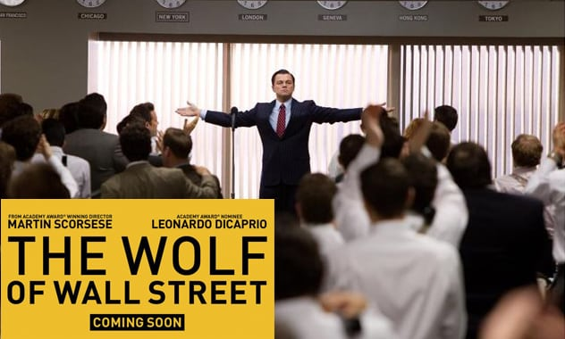 The Wolf Of Wall Street - Movie Trailer