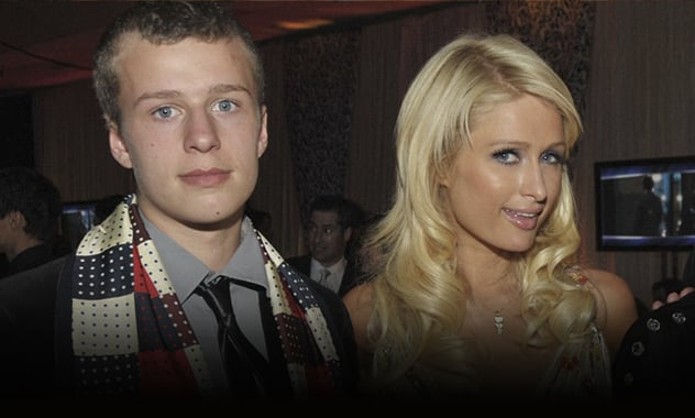 Paris Hilton's Brother Assaulted at Lindsay Lohan's Party 2