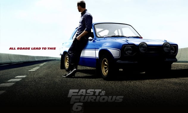 FAST & FURIOUS 6 BLU-RAY -  Release Sparks Movie Studio To Donate Portion Of Proceeds To Paul Walker's 'Reach Out Worldwide' Charity Organization 2