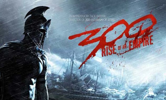 300: RISE OF AN EMPIRE Airs 2nd Trailer