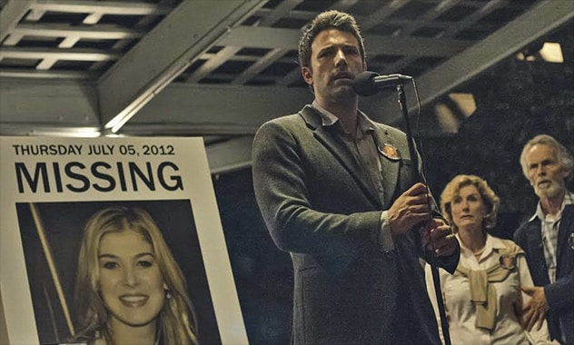 Ben Affleck Taking Part In 'Gone Girl' Screen Adaptation