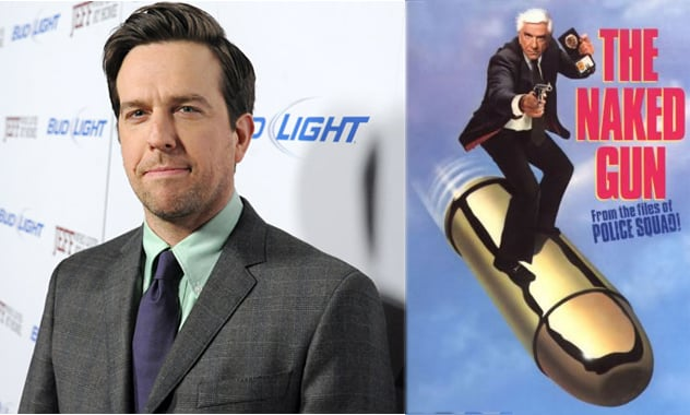 Ed Helms To Appear As Detective Frank Drebi In 'The Naked Gun' Reboot