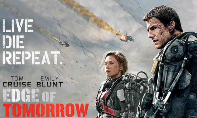 "'Edge Of Tomorrow' Trailer - Possibly The Most Action Packed ""Groundhog Day"" Ever 2"