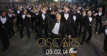 Ellen Degeneres Oscars video