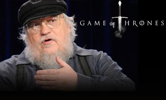 George R.R Martin Will Show Every 'Game Of Thrones' Episode For Free In Sante Fe Theater 2