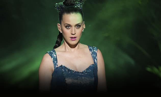Katy Perry Caught Lip-Syncing At NRJ Music Awards 1