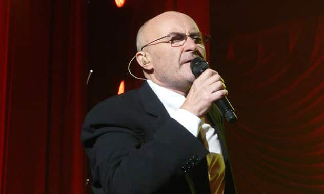 Out Of Retirement - Phil Collins Is Working On New Music For First Time in 3 Years  1