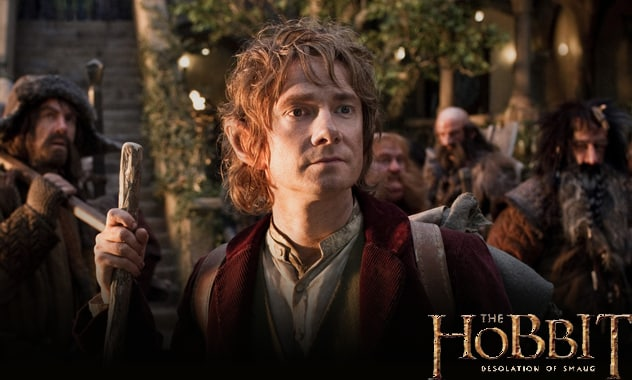 """CLOSED--THE HOBBIT: THE DESOLATION OF SMAUG """"Prize Pack"""" Sweepstakes--CLOSED 3"""