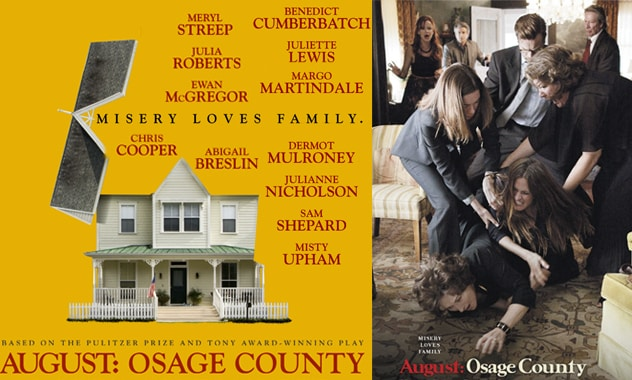Meryl Streep & Julia Roberts in AUGUST: OSAGE COUNTY