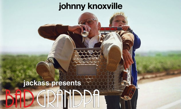 'JACKASS PRESENTS: BAD GRANDPA' Debuts Jans 28! Blu-ray Combo Features Hours of Cut Scenes and Extras