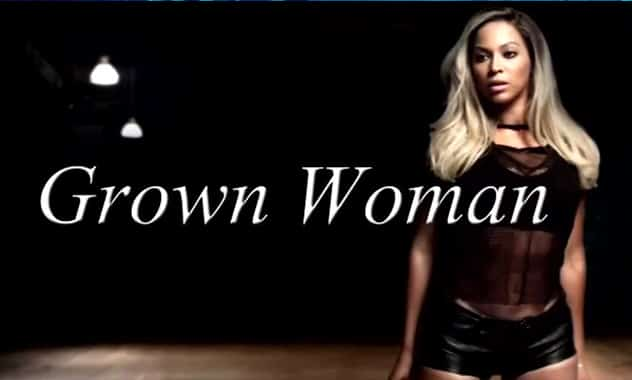 "Amazon And Target Refusing to Sell Beyonce's ""Grown Woman' Album 1"