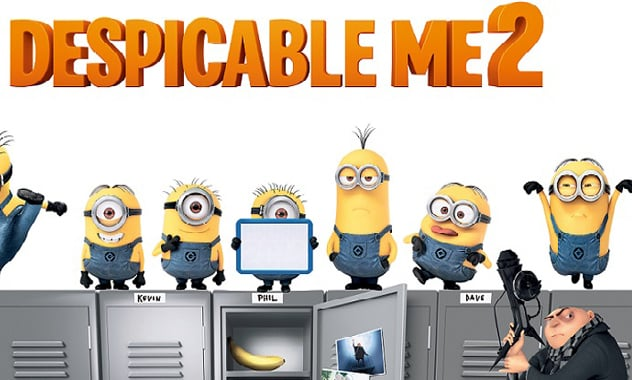 Despicable Me 2 Shatters Industry Records In Home Entertainment; $80 Million In First Week 2