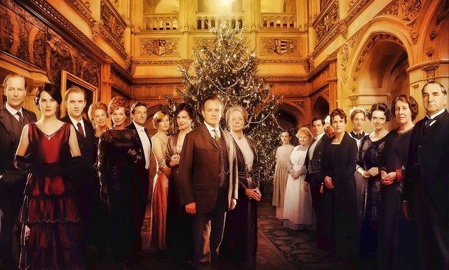 'Downton Abbey' Christmas Special Has a Hint At Season 4's