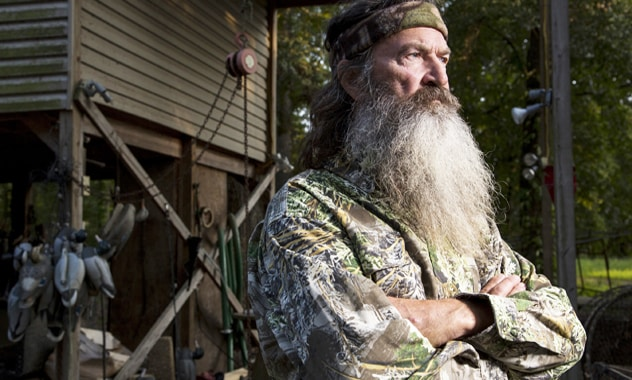 Duck Dynasty's Phil Robertson Suspended For Highly Offensive Remarks Against The Gay Community