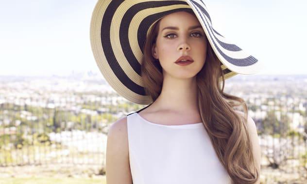 Lana Del Rey's Unveils 'Ultra-Violence' Album