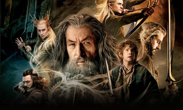 CLOSED--The Hobbit: The Desolation of Smaug V.I.P. Screening Passes Giveaway Sweepstakes--CLOSED 2