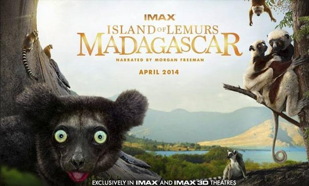 ISLAND OF LEMURS: MADAGASCAR **First Trailer** Narrated by Morgan Freeman