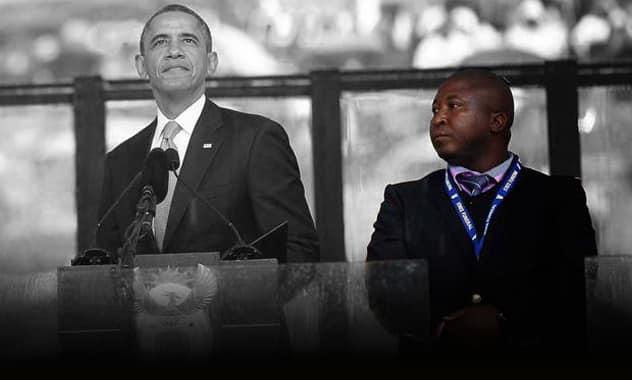 Nelson Mandela memorial interpreter 'was a fake' 2