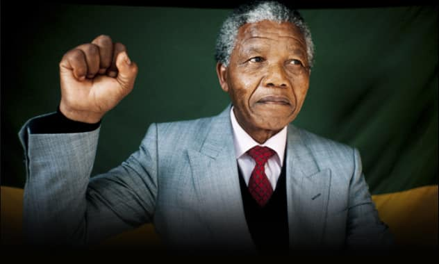 Nelson Mandela Dies At The Age Of 95 2