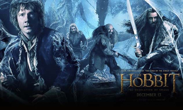 THE HOBBIT - World Premiere Red Carpet 2013
