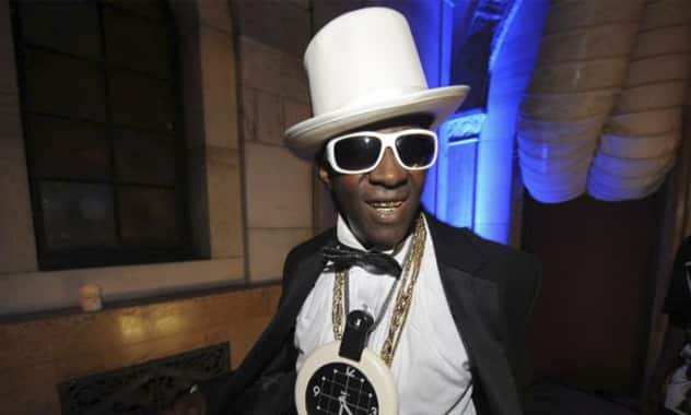 Flavor Flav Arrested, But Given Special Release for Mother's Funeral