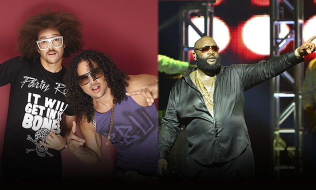 Rick Ross Sues LMFAO Over Misappropriated Lyric 1