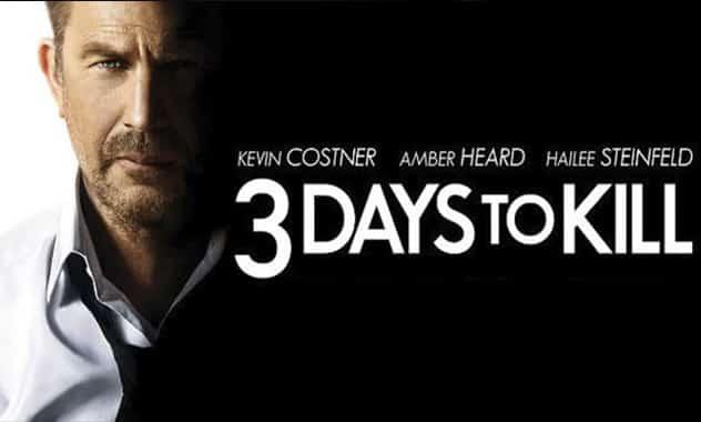 3 DAYS TO KILL Hits Theaters February 21, 2014