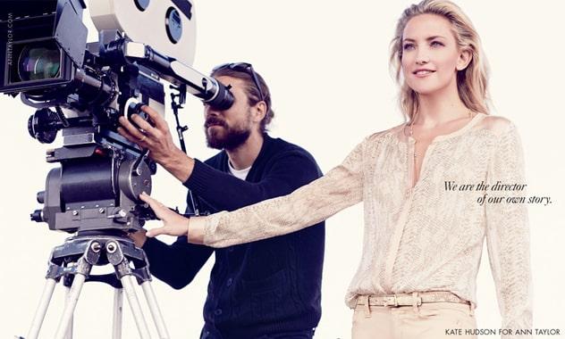LIGHTS. CAMERA. LIFE. Kate Hudson behind the Lens 1