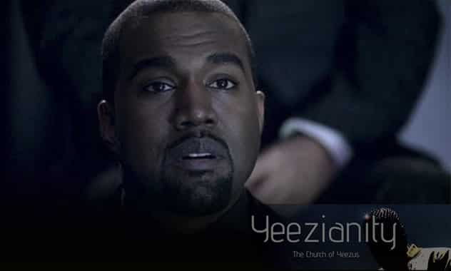 Yeezianity - Definition: A Religion Based On Kanye West(It's Real!) 2