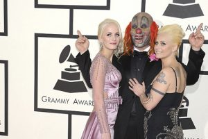 Do You Know This Clown Who Appearred On the Grammy's Red Carpet?