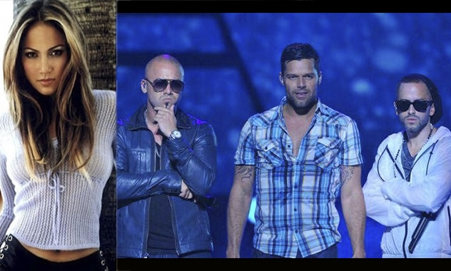 Ricky Martin Releasing Song With Wisin And JLo