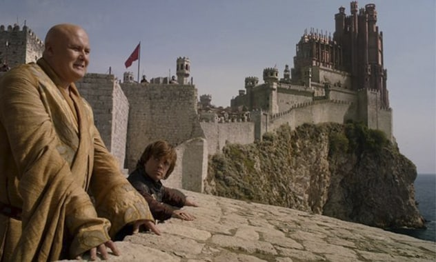British Town Changes Its Name For Upcoming 'Game Of Thrones' DVD Release